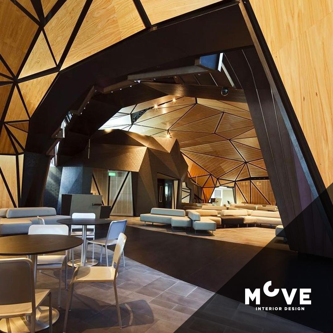 Move Mimarlığın Başarılı İç Mimarlık Anlayışı