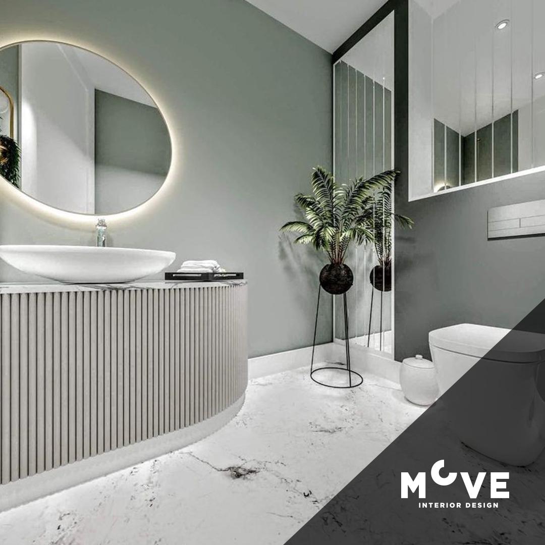 Modern Banyo Modelleri Ve Dekorasyon Fikirleri