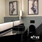 Şık Ve Modern Tuvalet Tasarımları